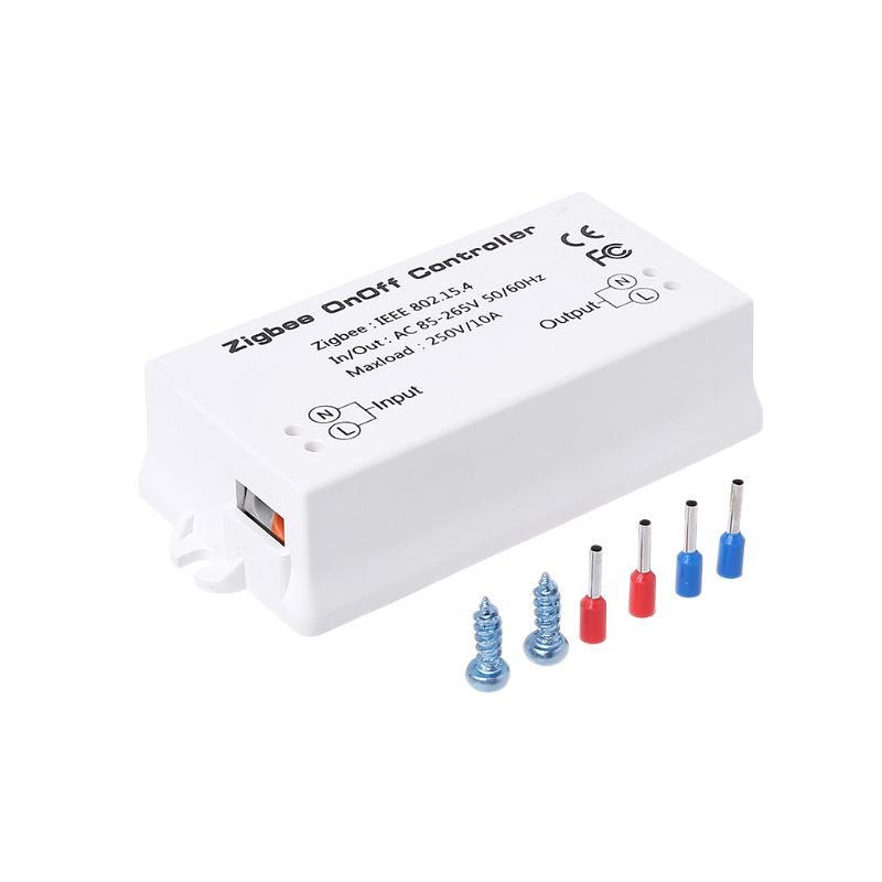 2020 nuevo Zigbee en/controlador inteligente interruptor de Control remoto APP casa inteligente para AC85-265V 10A