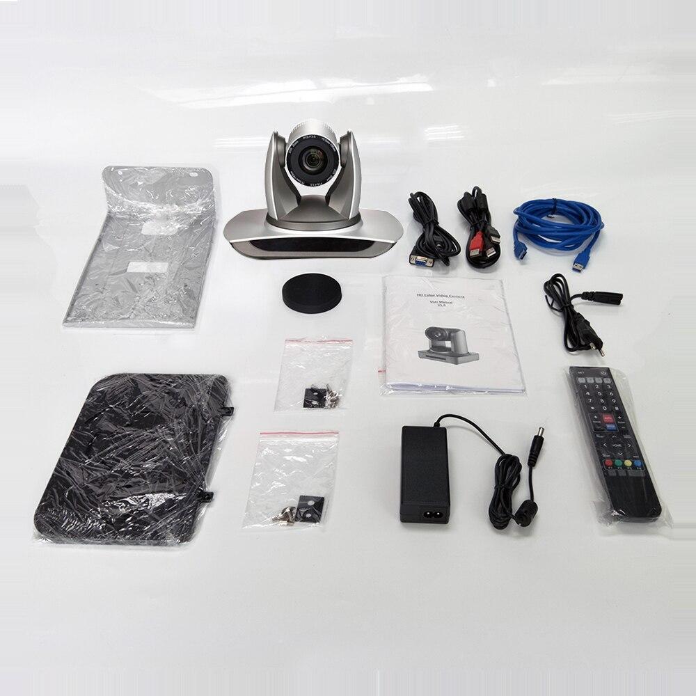 2MP 12x Zoom Hd High Definition 1080P Usb Hdmi Ptz Ip Video Conferencing Camera Voor Vergaderzalen 5