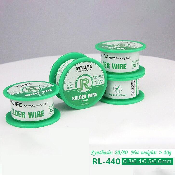 SUNSHINE Medium temperature active solder wire RL-440 easy solder rosin core low melting point solder wire