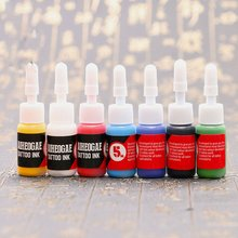 Tattoo Color Small 5Ml Vial 23 Suit Ink Set Pigment
