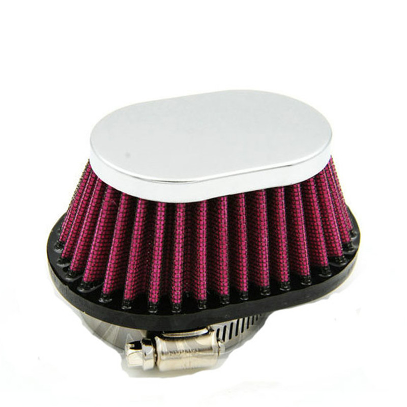 39MM 42MM 45MM 48MM 50MM 52MM 54MM universal moto air clean for honda yamaha harley softail sportster motorcycle air filter