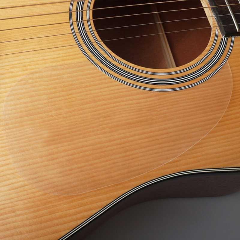 Schwarze Ente Anti-scratch Schlagbrett Platte Für Akustische Gitarre