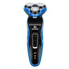 4 in 1 Male Electric Shaver Whole Body Washable Shaving Machine Rechargeable Beard Trimmer Multifunctional Floating Razor