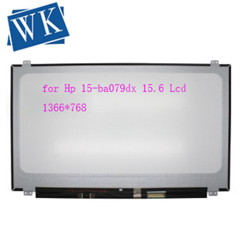 809612-010 For Hp 15-ba079dx 15.6 Lcd Touch Screen Assembly Digitizer 1366x768 40pin Replacement