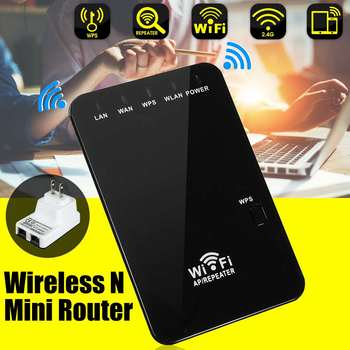 300Mbps Signal Range Booster WIFI Wireless Router Repeater WiFI Blast Amplifier WiFi Repeater Amplifier Extender hotspot фото