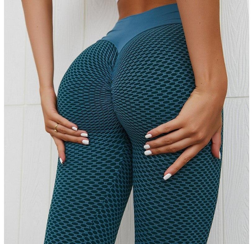 Γυναικείο αθλητικό ψηλόμεσο κολάν για το γυμναστήριο και τη γιόγκα msow