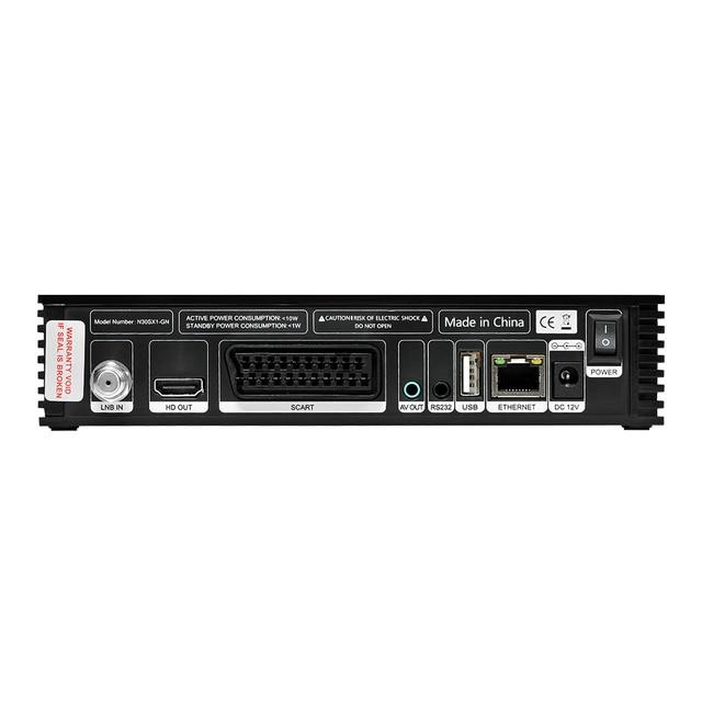 New GTmedia V8X Satellite Receiver DVB-S/S2/S2X Freesat V8 Super Updated GTmedia V8 Nova with 5 Cline for 3 Years Spain Portugal