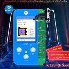 Jc v1s dot projetor para iphone face id fix fotossensível cor original toque baseband lógica bateria impressão digital programador
