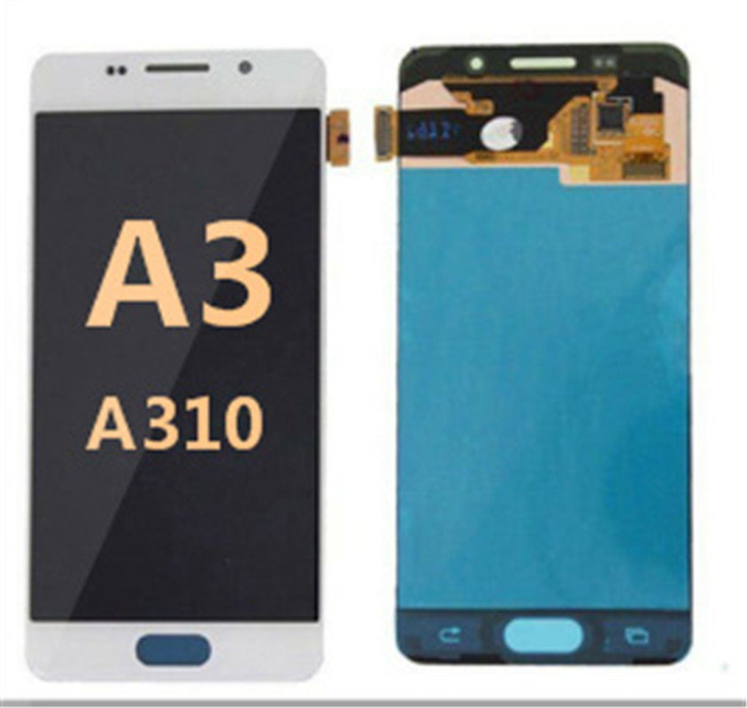A3 <font><b>A310</b></font> 2016 Display For <font><b>Samsung</b></font> Galaxy <font><b>A310</b></font> <font><b>LCD</b></font> With Touch Screen Digitizer Assembly <font><b>A310</b></font> Display image