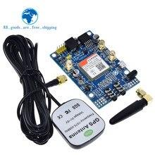 SIM808 zamiast modułu SIM908 GSM GPRS płytka rozwojowa GPS IPX SMA z antena GPS dostępna dla Raspberry Pi dla arduino