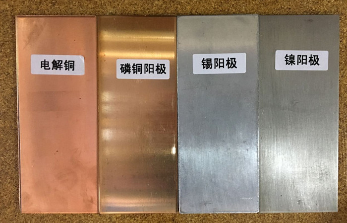 Special Anode Plate For Haring Bath Electroplating