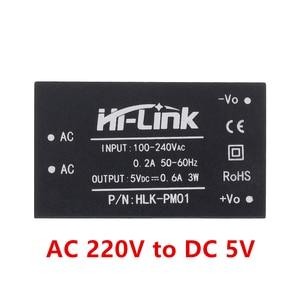 Image 3 - 10 個HLK PM01 HLK PM03 HLK PM12 AC DC 220vミニ電源モジュール、インテリジェント家庭用スイッチ電源モジュール