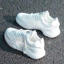 Women Shoes 2020 New Flyknit Sneakers Women Breathable Slip On Flat Shoes Soft Bottom White Sneakers Casual Women Flats Krasovki soft slip on shoes women fashion 2019 sneakers autumn casual shoes canvas shoes women white low flat breathable skateboarding