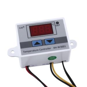 Interruptor de Control del termostato del controlador de temperatura LED Digital de 220V