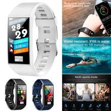 цена на Smart Watch Fitness bracelet smart band sports wristband Pedometer bracelet Heart rate monitor waterproof smartwatch