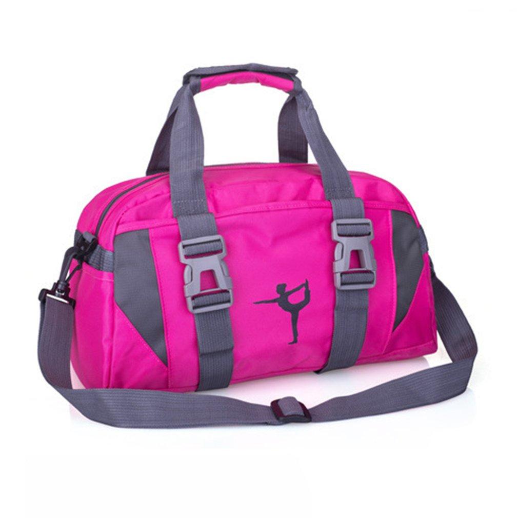 Professional Portable Waterproof Sport Gym Bag Men Women Waterproof Multifunctional Sport Training Handbag Female Yoga Bag