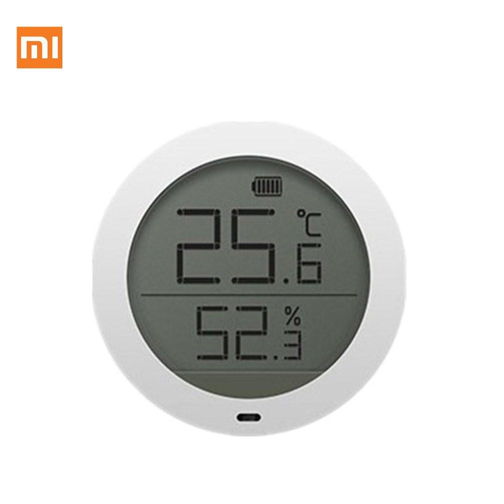 Xiao mi mi jia Bluetooth Temperatur Smart Hu mi dity Sensor Lcd bildschirm Digitale Thermometer Feuchtigkeit Meter mi APP-in Smarte Fernbedienung aus Verbraucherelektronik bei 3C 0fficial Store