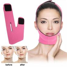 Thin Face Bandage Cheek Lift Up Create V Shapes Face Lifting Slimming Belt Anti Wrinkle Lifting Belt Facical Tool