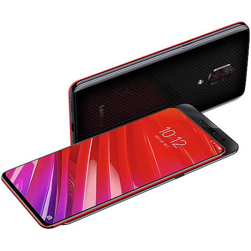 هاتف Lenovo Z5 Pro GT سنابدراجون 855 الذكي 8GB RAM 128GB 256GB ROM 6.39 ''في الشاشة بصمة 24MP
