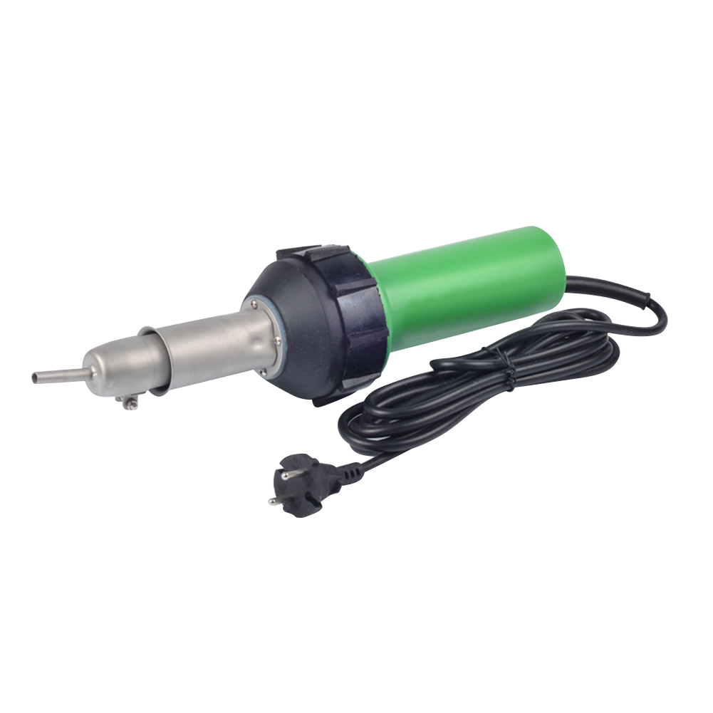1600W Plastic Welder Hot Air Welding Shielding Tool For PVC Soldering LB88