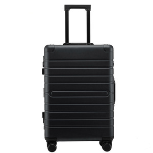 "Image 3 - Carrylove 100% Aluminium hand luggage 20"" 24"" 28"" spinner metal large hard trolley suitcase with wheels"