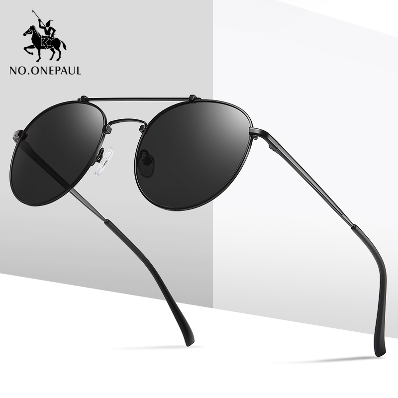 NO.ONEPAUL Goggles Women Polarized Driving Eyewear NEW Square Sunglasses Men Sun Glasses Retro Vintage Fashion UV400
