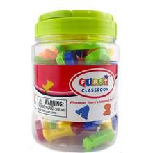 78 pçs/set Magnética Ímãs de Geladeira Alfabeto Letras Números para Crianças Brinquedos Educativos Brinquedos de Matemática para Crianças Brinquedos Educativo