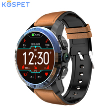 KOSPET Optimus Pro Smart Watch 3GB 32GB Men WIFI Heart Rate Monitor 1.39 Camera Dual System 4G Smartwatch Android Phone GPS 2017 new fashion 3g wcdma android watch phone z01 heart rate monitor smartwatch with gps wifi 512m ram 4g rom camera wristwatch