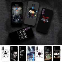 FHNBLJ TV Serie Shadowhunters Telefon Fall für huawei nova 2 i plus 3i E 4 E 5i pro 6 SE 5g 7pro se