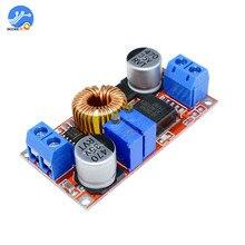 Понижающая зарядная плата XL4015 ADJ XL4015 ADJ для литиевых батарей, модуль преобразователя зарядного устройства, 5 А постоянного тока в постоянный, CC, CV