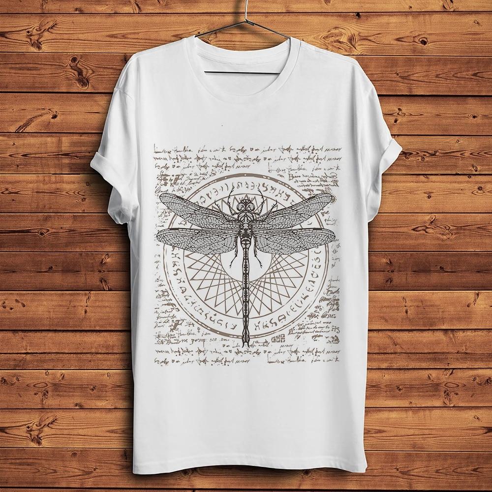 Dragonfly Funny Unisex T Shirt