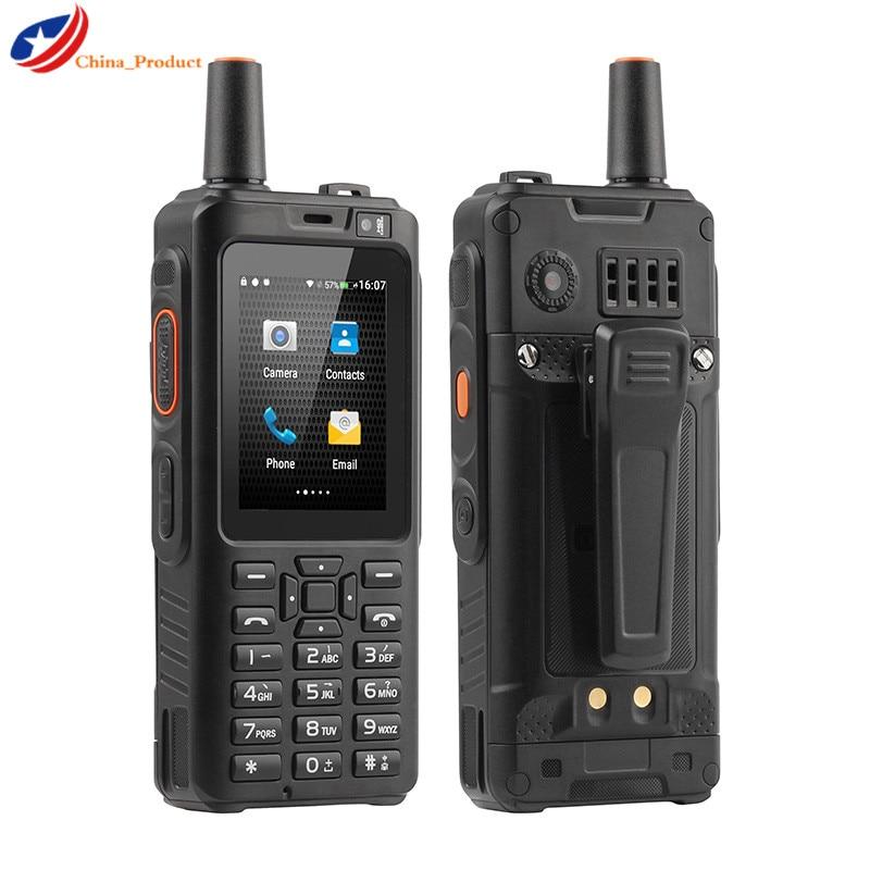 UNIWA Alpi F40 Zello Walkie Talkie Cellulare IP65 Impermeabile 2.4 Touch Screen 4G LTE MTK6737M Quad Core 1GB + 8GB Smartphone
