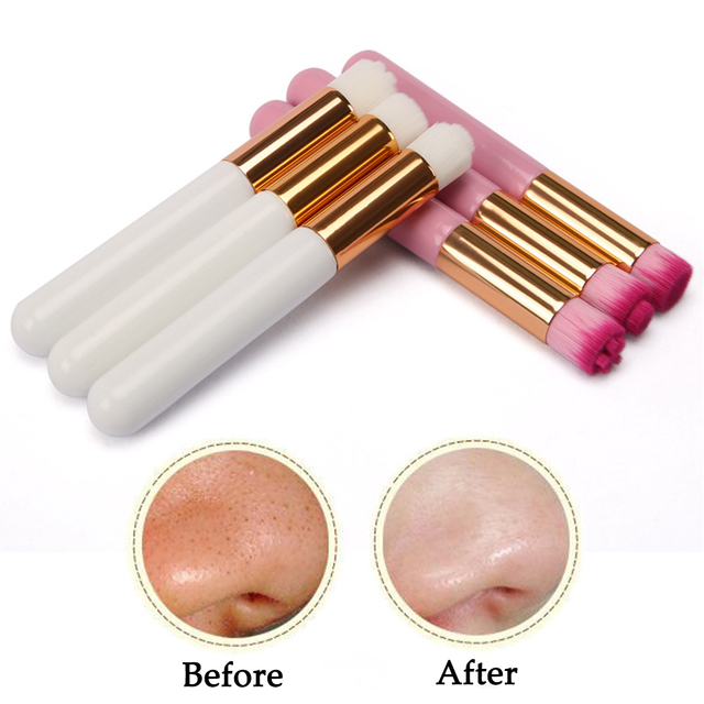 1Pc Professional Eyelash Cleaning Brush Lash Shampoo Brush Eyebrow Nose Blackhead Cleaning Brush Beauty Makeup Tools 1