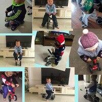 الأطفال ركوب على اللعب التوازن الدراجة ثلاث عجلات دراجة ثلاثية العجلات لعبة ل دراجة أطفال مشاية للأطفال 1 إلى 3 سنوات طفل أفضل هدية