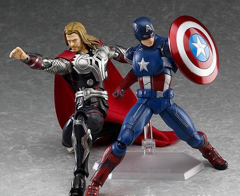 15cm-font-b-marvel-b-font-the-avengers-captain-america-thor-movie-action-figure-pvc-collection-model-toys-for-christmas-gift