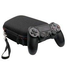 Bevigac 휴대용 Shockproof 운반 가방 케이스 파우치 스토리지 박스 소니 플레이 스테이션 DualShock 4 PS4 무선 컨트롤러 게임 패드