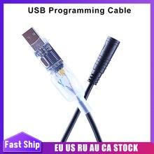 Silnik typu middrive zestawy BAFANG kabel USB do programowania kabel do Bafang BBS01 BBS02 BBSHD silnik typu middrive 8fun Ebike kabel USB