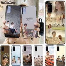 Korean Drama The Descendants Of Sun Phone Case For Samsung S5 6 7 8 9 10 S8 S9 S10 plus S10E lite S10-5G S20 UITRA