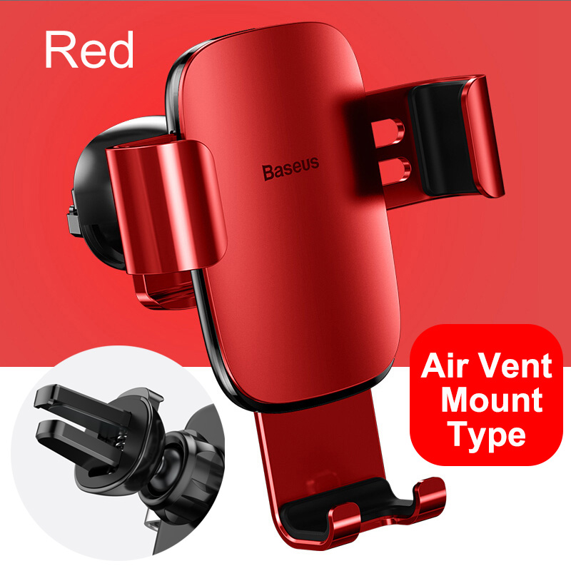 Air Vent Red
