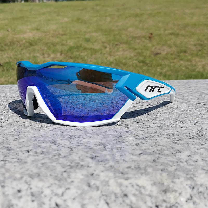 Велосипедные очки NRC предотвращающие уфв спортивные велосипедные очки фотохромные горные велосипедные солнцезащитные очки для горных велосипедов дорожные уличные велосипедные очки