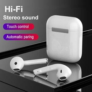Original TWS Bluetooth Earphone Wireless Headphones HiFi Music Earbuds Sports Gaming Headset For IOS Android Phone pk i9000 pro