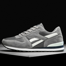 2020 New Men's Sneakers Breathable Cheap Running Shoes