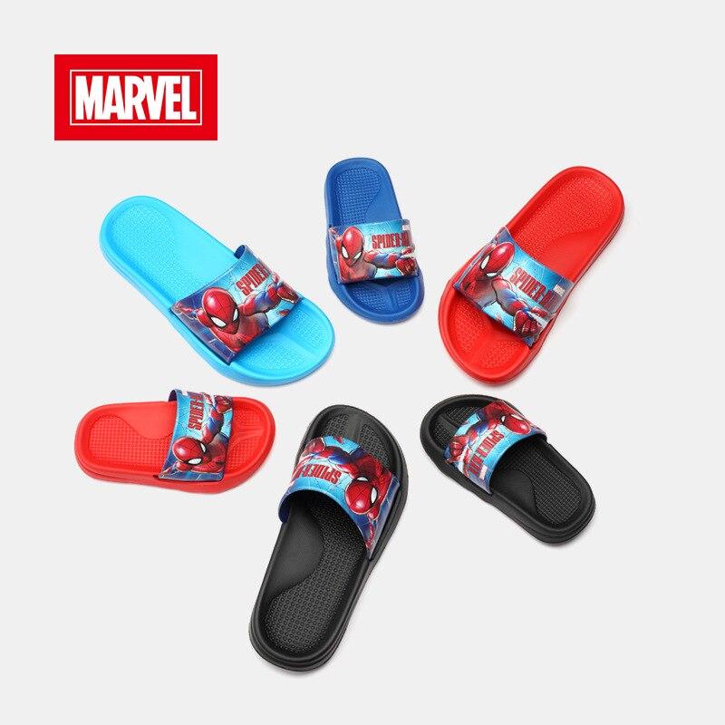 original disney marvel spiderman verao sandalias e chinelos para 1 3 anos de idade chinelos para