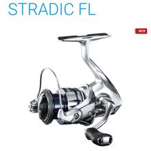 New 2019 SHIMANO SHALLOW SPOOL STRADIC FL 1000S C2000S C2000SHG 2500S 2500SHG Spinning Fishing Reels HAGANE Body Freshwater