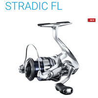 New 2020 SHIMANO SHALLOW SPOOL STRADIC FL 1000S C2000S C2000SHG 2500S 2500SHG Spinning Fishing Reels HAGANE Body Freshwater