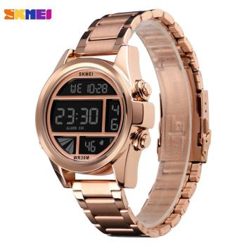 SKMEI Luxury Men Digital Wrist watch Alarm Date Chrono Sport Watches Male Electronic Clock Waterproof Relogio Masculino 1448 luxury men s lcd digital watches outdoor life waterproof sports clock rubber wrist watch men luxury stopwatch date clock relogio