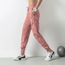 PS New Sport Harem Pants Women Loose Pleated Jogging Pants Elastic Waist Gym Sport Pants ropa deportiva hombre Fitness Trousers