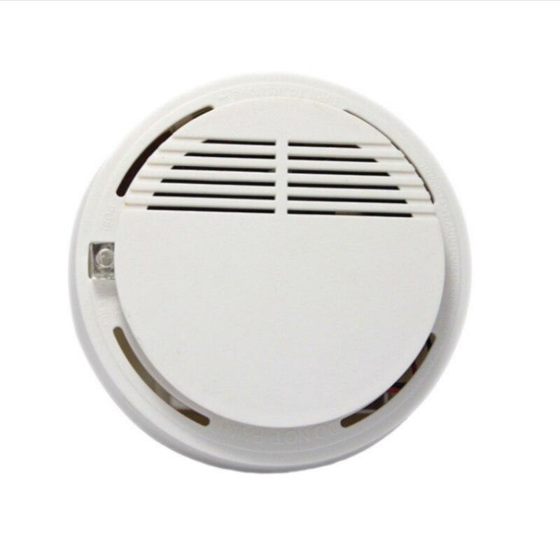 Smoke-Detector for Smart-House Alarm-Sensor Home-Security Cordless