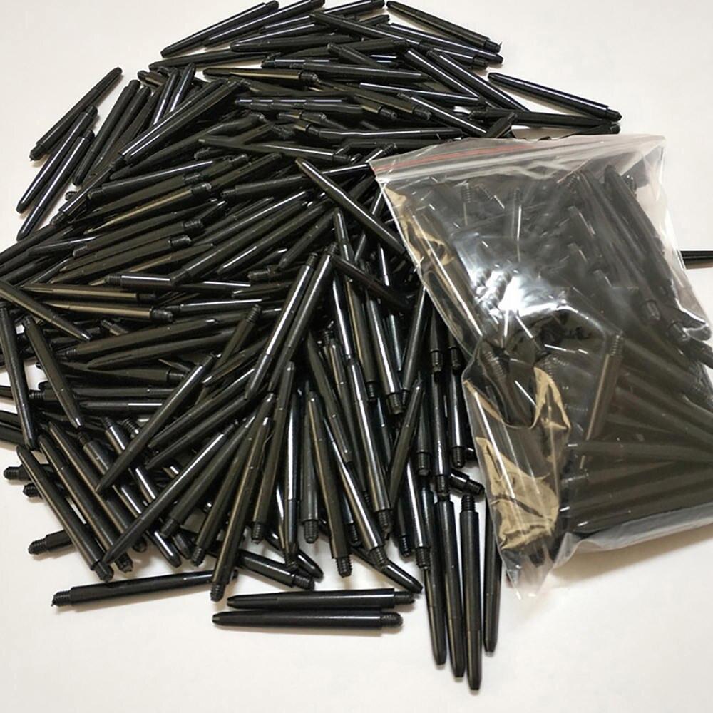 50/100pcs Nylon Dart Shafts Stems Medium 48mm 2BA Screw Thread Durable Dart