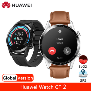 HUAWEI Watch GT 2 GT2 Smart Watch Blood Oxygen SmartWatch 14 Day Battery Bluetooth Phone Call Heart Rate Tracker for Android IOS